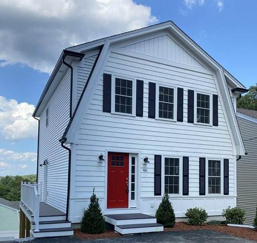 46 Piedmont Ave, Waltham, MA 02451 (MLS #72704566) :: Trust Realty One