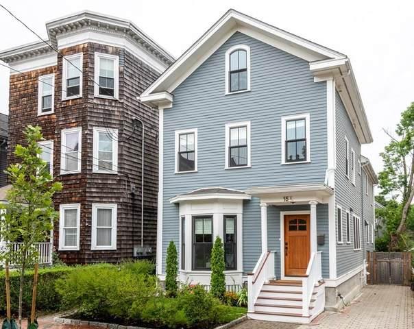 15A Ellsworth Avenue, Cambridge, MA 02139 (MLS #72704604) :: Conway Cityside