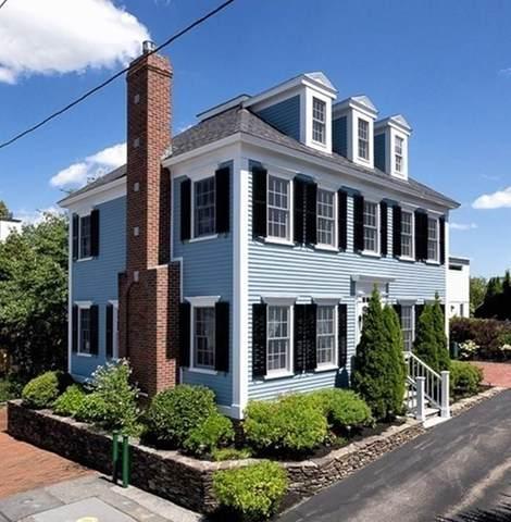 11 Federal Street, Newburyport, MA 01950 (MLS #72704671) :: Kinlin Grover Real Estate