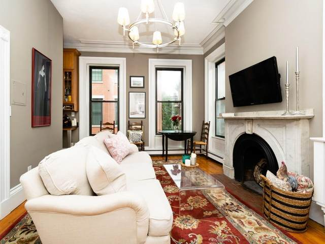 2 Harvard Place #2, Boston, MA 02129 (MLS #72704730) :: DNA Realty Group