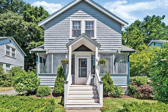5 Josselyn Pl, Newton, MA 02461 (MLS #72704896) :: Berkshire Hathaway HomeServices Warren Residential