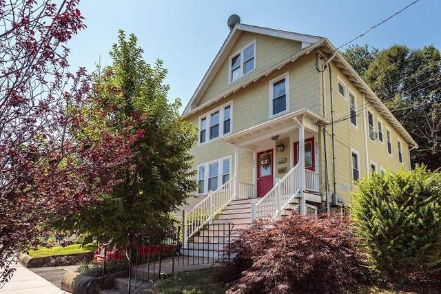 80 Edgecliff Road #1, Watertown, MA 02472 (MLS #72704997) :: Berkshire Hathaway HomeServices Warren Residential
