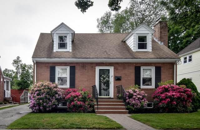 22 Dewey Street, Watertown, MA 02472 (MLS #72705175) :: Conway Cityside
