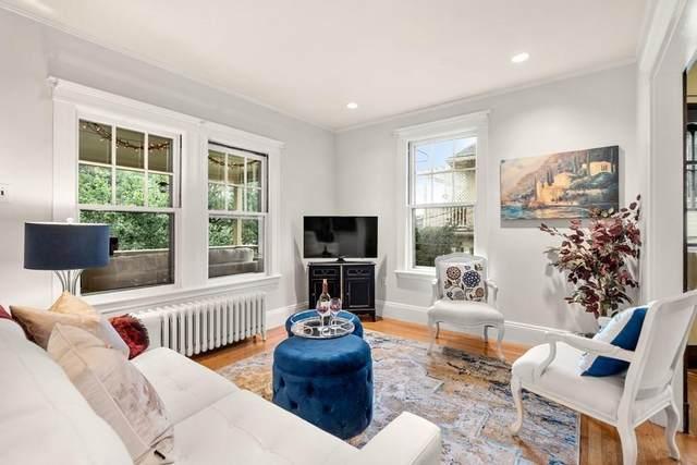 60 Lombard Terrace #2, Arlington, MA 02476 (MLS #72705196) :: DNA Realty Group