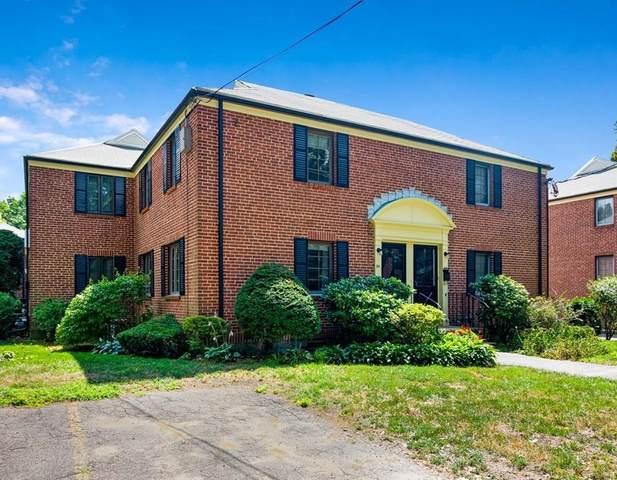 34 Pierce Road #34, Watertown, MA 02472 (MLS #72705283) :: Conway Cityside
