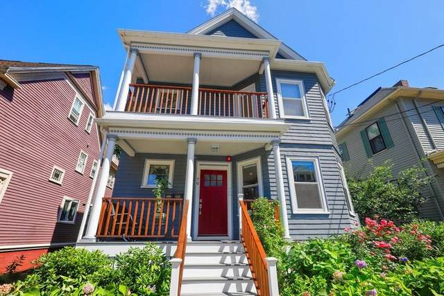 79 Benton Rd #1, Somerville, MA 02143 (MLS #72705312) :: DNA Realty Group