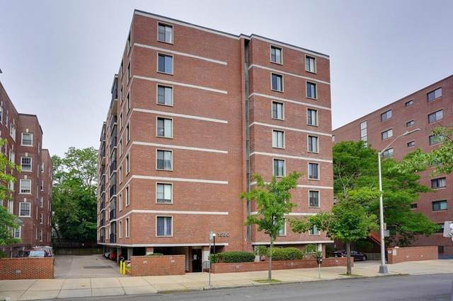 1580 Massachusetts Avenue 7D, Cambridge, MA 02138 (MLS #72705359) :: DNA Realty Group
