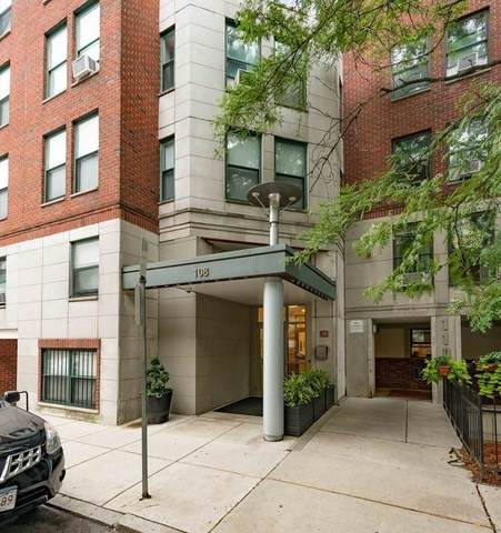 108 Peterborough Street Phn, Boston, MA 02215 (MLS #72705433) :: Berkshire Hathaway HomeServices Warren Residential