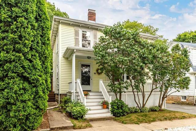 25 Baker Ave, Beverly, MA 01915 (MLS #72705504) :: The Duffy Home Selling Team