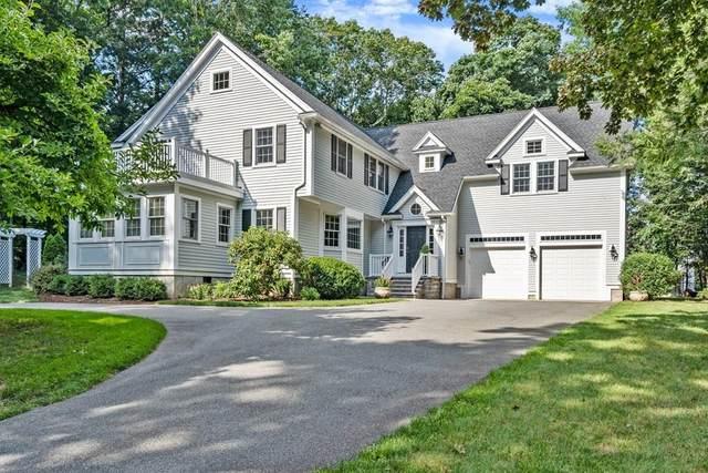 37 Chestnut Street, Wellesley, MA 02481 (MLS #72705531) :: Berkshire Hathaway HomeServices Warren Residential