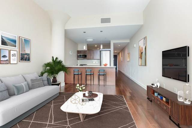 43 Westland Ave #207, Boston, MA 02115 (MLS #72705558) :: The Gillach Group