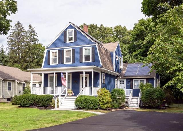 34 White St, Weymouth, MA 02190 (MLS #72705659) :: The Duffy Home Selling Team