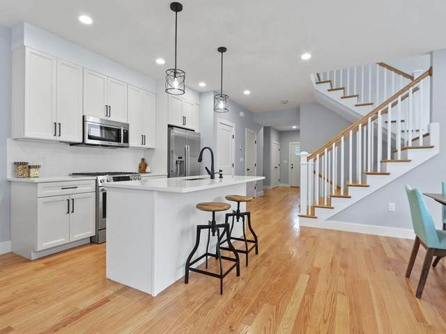 187 Linwood Ave #1, Newton, MA 02460 (MLS #72705663) :: Berkshire Hathaway HomeServices Warren Residential