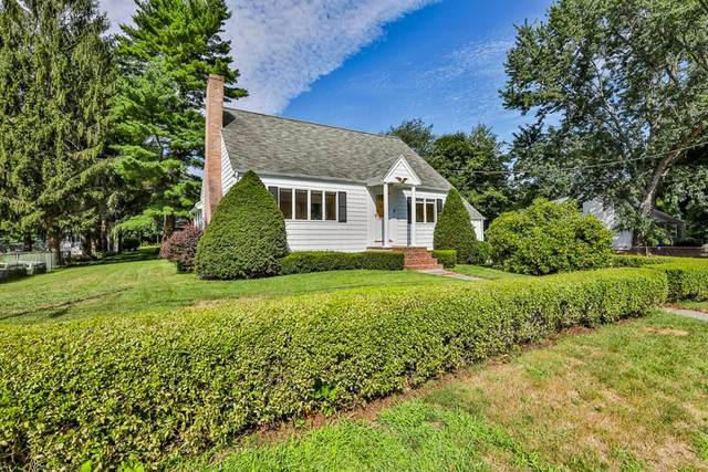 4 Glenview Road, Wilmington, MA 01887 (MLS #72705695) :: Exit Realty