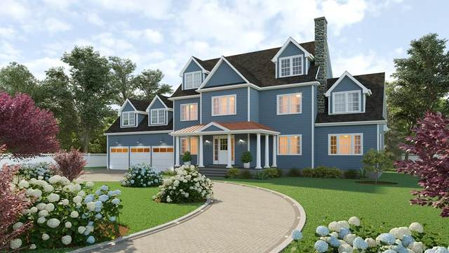 96 Lowell Street, Lexington, MA 02421 (MLS #72705709) :: The Duffy Home Selling Team
