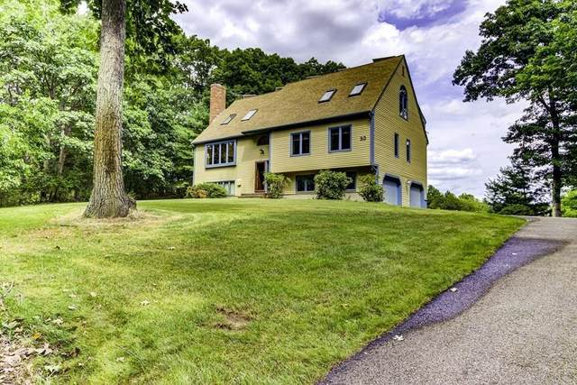 30 Lancaster Road, Northborough, MA 01532 (MLS #72705715) :: The Duffy Home Selling Team