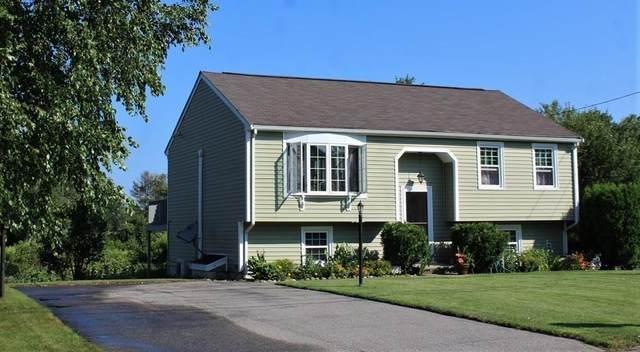 44 Zachary Lane, Attleboro, MA 02703 (MLS #72705726) :: The Seyboth Team