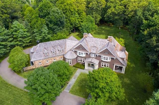 156 Highland Street, Weston, MA 02493 (MLS #72705728) :: The Duffy Home Selling Team