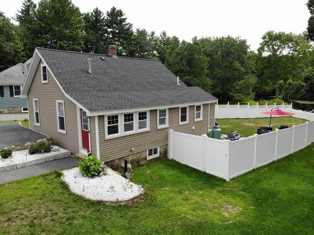 33 Riverside Drive, North Reading, MA 01864 (MLS #72705740) :: The Duffy Home Selling Team