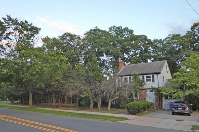 1320 Commonwealth Ave, Newton, MA 02465 (MLS #72705749) :: Conway Cityside