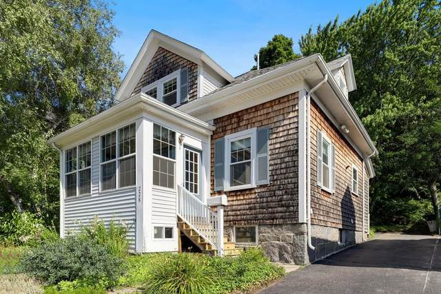 228 Billings Rd, Quincy, MA 02170 (MLS #72705801) :: revolv
