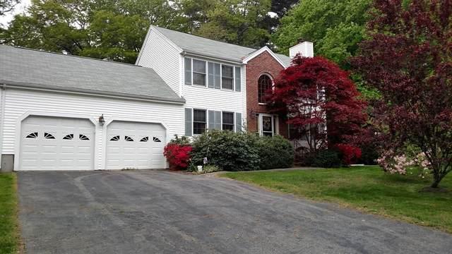 171 Bluejay Ln, Taunton, MA 02718 (MLS #72705875) :: The Duffy Home Selling Team