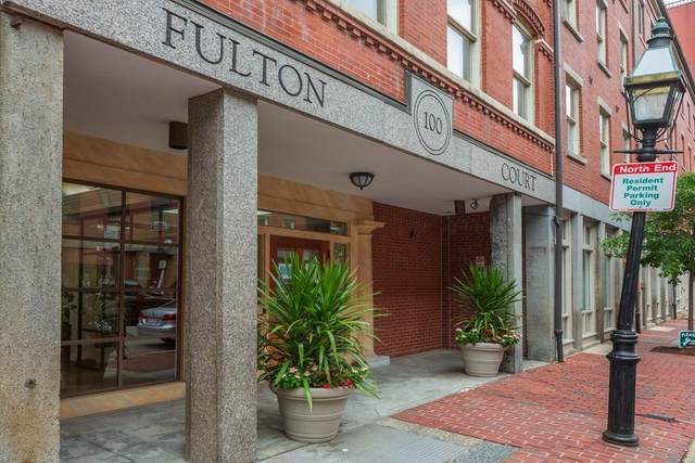 100 Fulton St 1D, Boston, MA 02109 (MLS #72705893) :: Charlesgate Realty Group