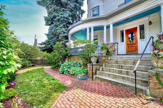 818 South St G, Boston, MA 02131 (MLS #72705944) :: EXIT Cape Realty