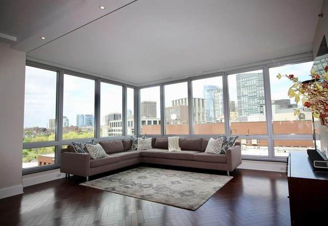 1 Charles St #1504, Boston, MA 02116 (MLS #72705952) :: The Gillach Group