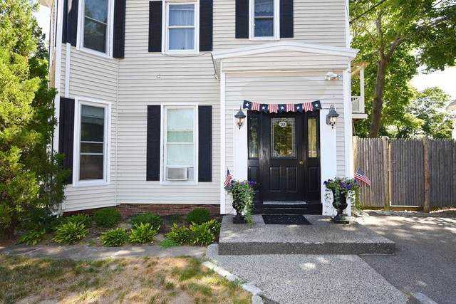 13 Whiting St #4, Plymouth, MA 02360 (MLS #72705982) :: EXIT Cape Realty