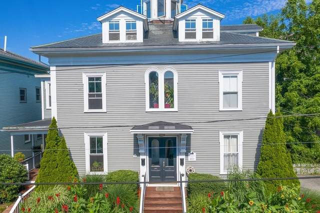 50-52 Summer St. #2, Gloucester, MA 01930 (MLS #72706116) :: Trust Realty One