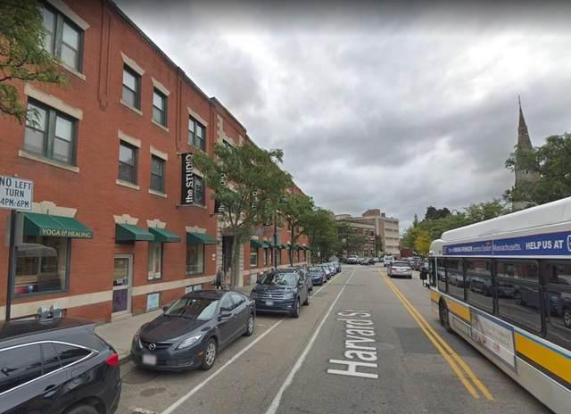 233 Harvard St #202, Brookline, MA 02446 (MLS #72706228) :: Conway Cityside
