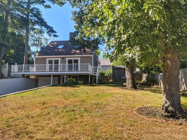 16 Buttonwood Lane, Plymouth, MA 02360 (MLS #72706233) :: The Gillach Group