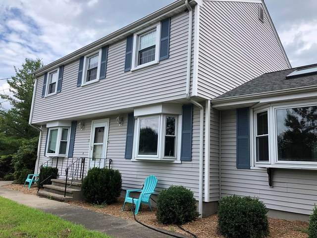 21 Connelly Cir, Braintree, MA 02184 (MLS #72706236) :: EXIT Cape Realty