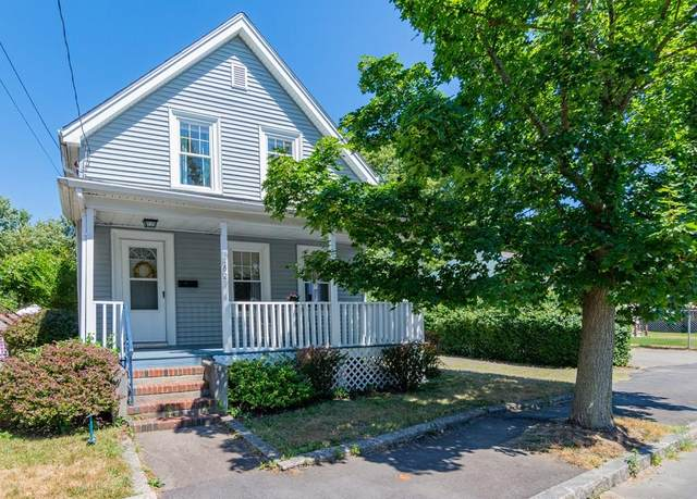 162 Main St, Quincy, MA 02169 (MLS #72706286) :: Conway Cityside
