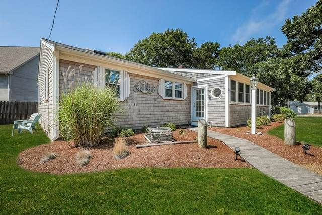 101 Lower County Rd 7A, Dennis, MA 02639 (MLS #72706337) :: The Seyboth Team