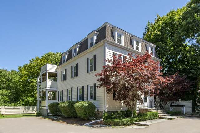 56 Spring St, Cohasset, MA 02025 (MLS #72706342) :: Conway Cityside