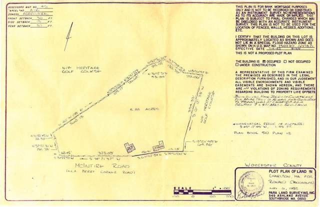 86 Berry Corner, Charlton, MA 01507 (MLS #72706359) :: Trust Realty One