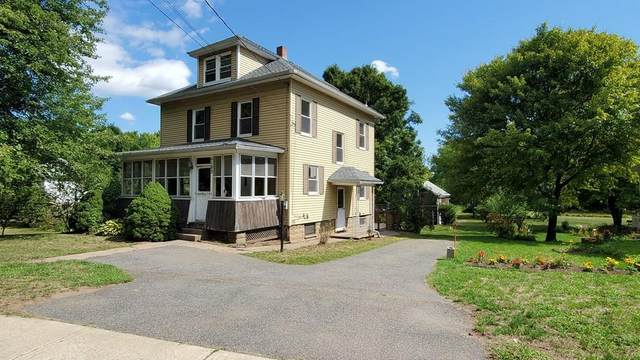 105 S Westfield St, Agawam, MA 01030 (MLS #72706384) :: Re/Max Patriot Realty