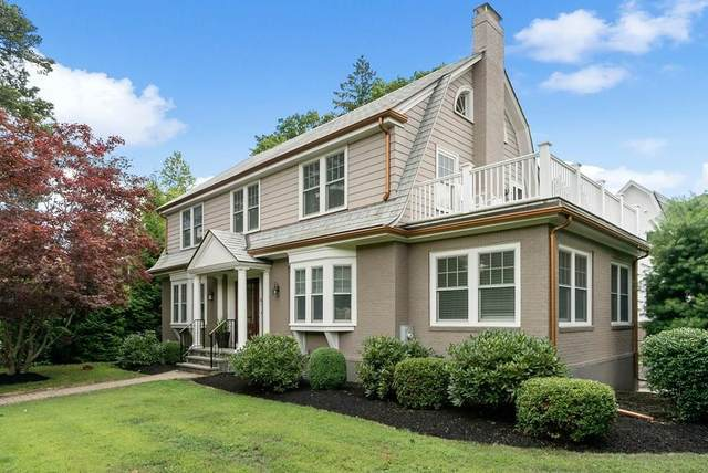 830 Commonwealth Ave, Newton, MA 02459 (MLS #72706526) :: Conway Cityside