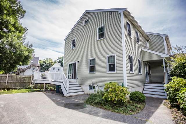 18 Mondello Square #1, Gloucester, MA 01930 (MLS #72706831) :: DNA Realty Group