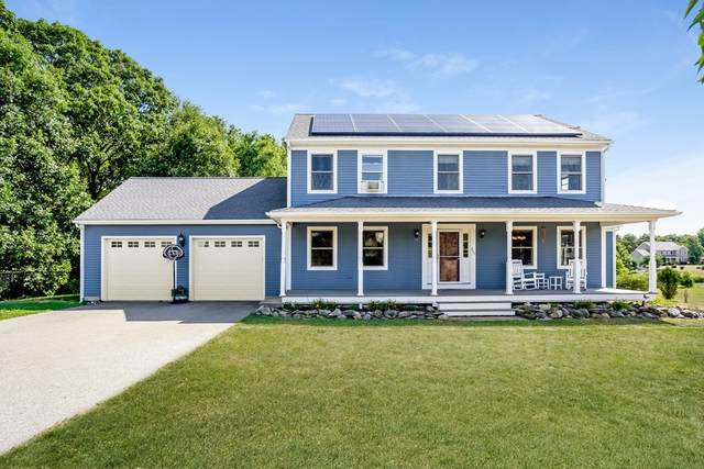 260 Hillcrest Dr, Dighton, MA 02715 (MLS #72706907) :: Trust Realty One