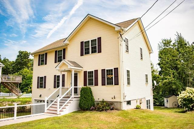 32 Lanesboro Road, Worcester, MA 01606 (MLS #72706932) :: Trust Realty One