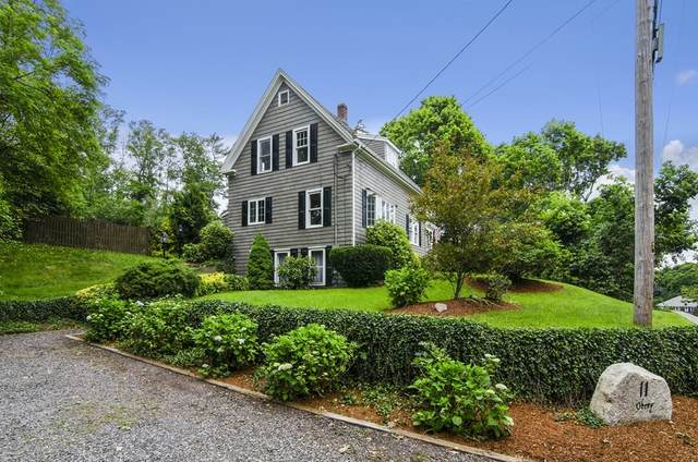 11 Obery St, Plymouth, MA 02360 (MLS #72706933) :: Trust Realty One