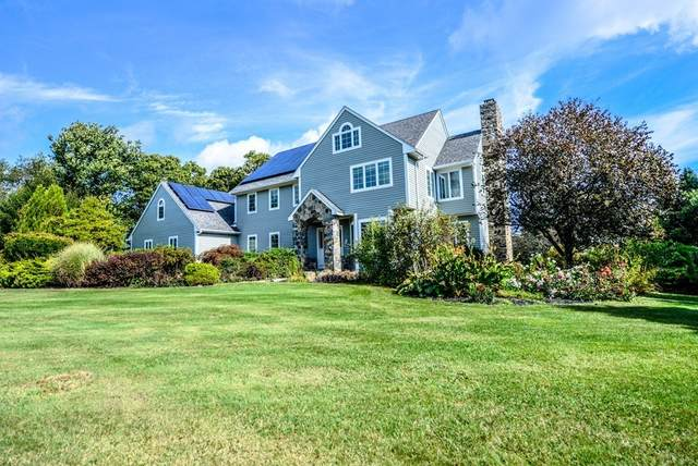 17 Columbine Road, Rehoboth, MA 02769 (MLS #72706948) :: Berkshire Hathaway HomeServices Warren Residential