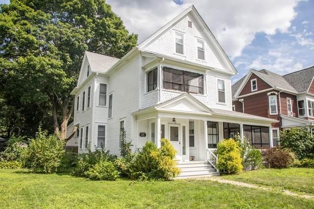 58 Waldo St., Holyoke, MA 01040 (MLS #72706982) :: Berkshire Hathaway HomeServices Warren Residential