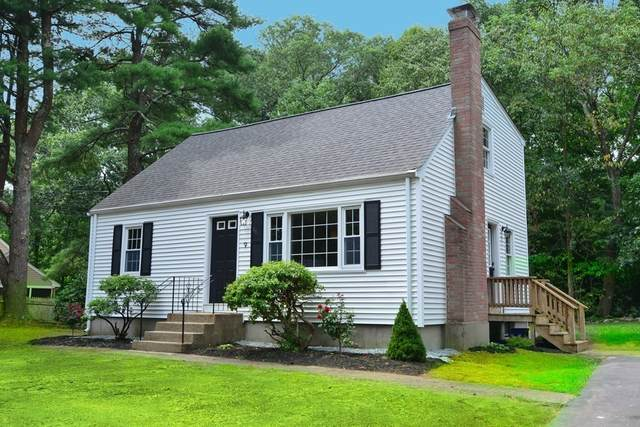 9 Hodges Rd, Foxboro, MA 02035 (MLS #72707051) :: Welchman Real Estate Group