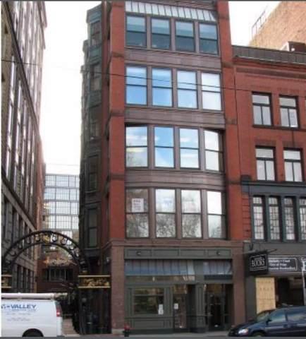 132 Boylston Suite-4, Boston, MA 02116 (MLS #72707075) :: Welchman Real Estate Group