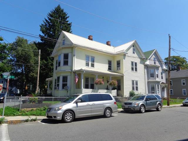12 Grant St., South Hadley, MA 01075 (MLS #72707120) :: Exit Realty