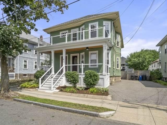 21 Bowdoin St #21, Arlington, MA 02474 (MLS #72707269) :: Kinlin Grover Real Estate